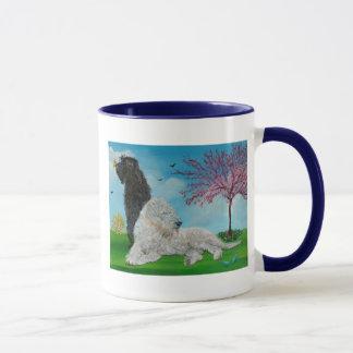 Mug Ressort de Labradoodle