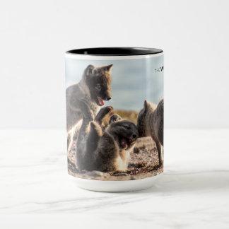 Mug Ressort - Fox arctique