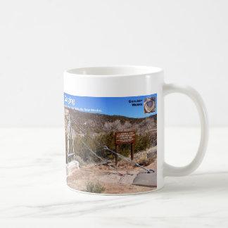 Mug Ressources en eau III - mesure de courant d'Embudo