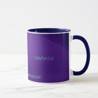 Mug Résultat, Clayton Lo, Clayton Lo, joyeux