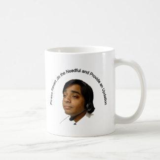 Mug Retournez Updation nécessaire