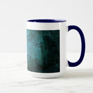 Mug Retours de folie d'Alice : Jules Verne