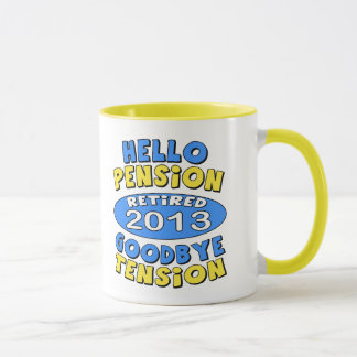 Mug Retraite 2013
