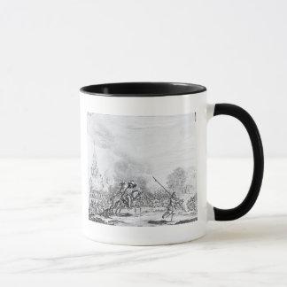 Mug Retraite de la bataille de Worcester