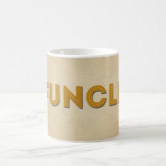 Mug Rétro typographie inspirée de Funcle