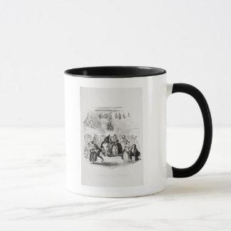 Mug Réveillon de Noël à M. Wardle's