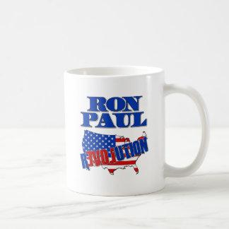 Mug Révolution de Ron Paul