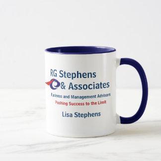 Mug RG Stephens et associés, Busine…