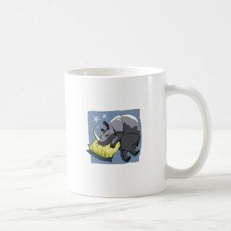 Mug rhinoceros