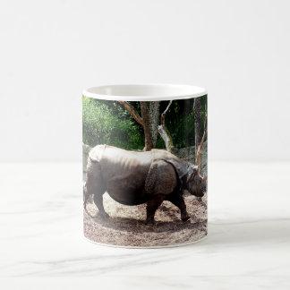 Mug Rhinocéros indien