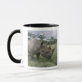 Mug Rhinocéros noir, bicornis de Diceros, Kenya 2