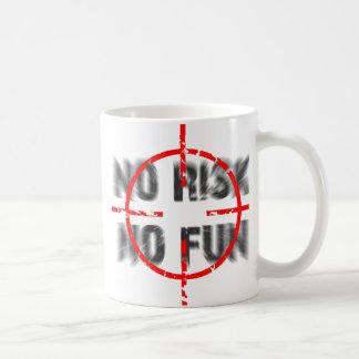 Mug risque et amusement