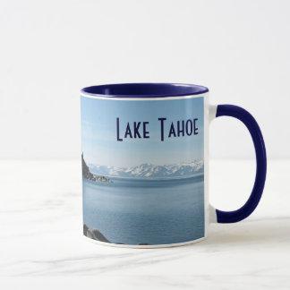 Mug Rivage du nord le lac Tahoe, village de pente,