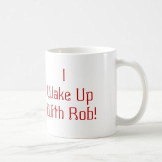 Mug rob-haswell, je réveille UpWith Rob !
