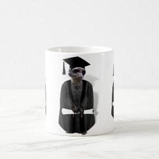 Mug Robe licenciée de Meerkat W/Grey et Sash noir