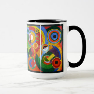 Mug Robert Delaunay : Rythme