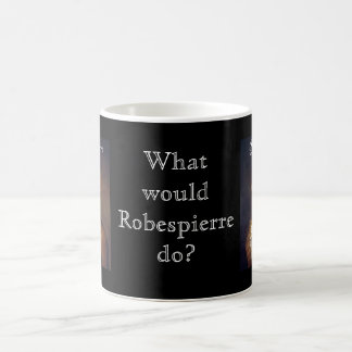 Mug Robespierre 1 avec le blackadder