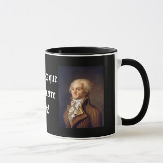 Mug Robespierre (légende française)