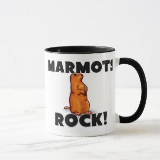 Mug Roche de marmottes