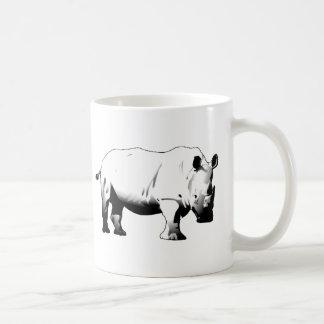 Mug Roche de rhinocéros