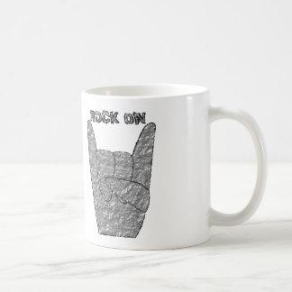 Mug Roche dessus