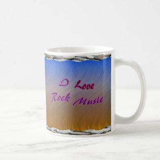 MUG ROCHE MUSIC-MUG