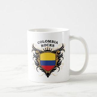 Mug Roches de la Colombie