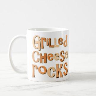 Mug Roches grillées de fromage