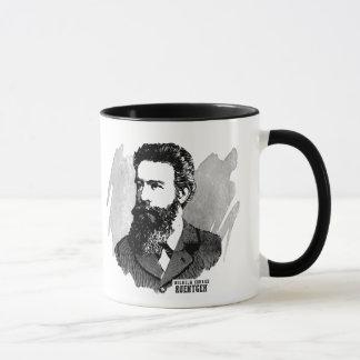 Mug Roentgen de Wilhelm Conrad