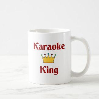 Mug Roi de karaoke