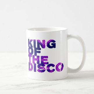 Mug Roi de la disco