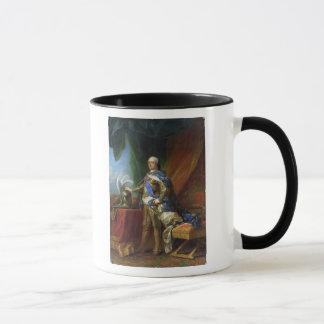 Mug Roi de Louis XV de la France et de la Navarre,