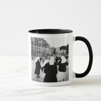 Mug Rome Italie, patrouille de nonne ! (NR)
