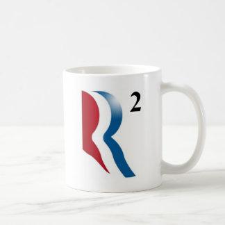 "Mug Romney et Ryan 2012 - ""R carrés """