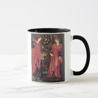 Mug Rosamund juste et Reine Eleanor (médias mélangés