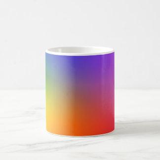 Mug Roue de couleur : Couleurs abstraites
