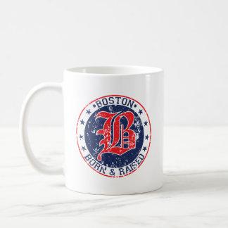 Mug Rouge augmenté soutenu par Boston