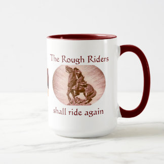 Mug Rough Riders