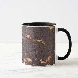 Mug Rouille méchante en métal