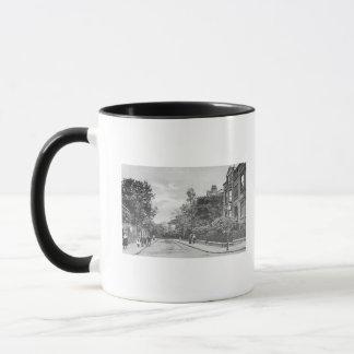 Mug Route de pont de saule, Canonbury, Islington,