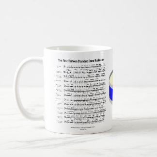 Mug rudiments