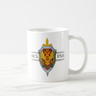 Mug Russe FSB