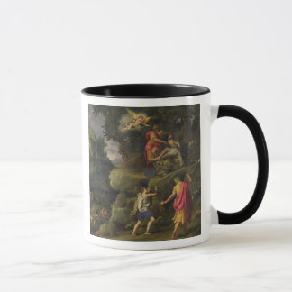 Mug Sacrifice d'Isaac, 1601 (huile sur le panneau)
