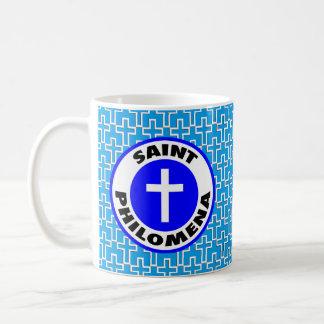 Mug Saint Philomena