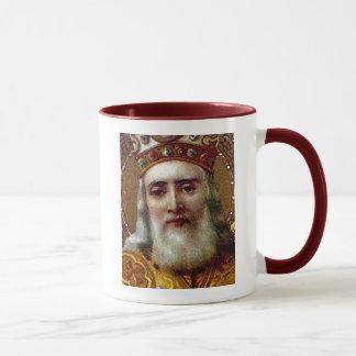 Mug Saint vintage Nicholas de Noël