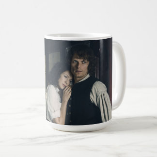 Mug Saison 3 % pipe% Jamie d'Outlander et affection de