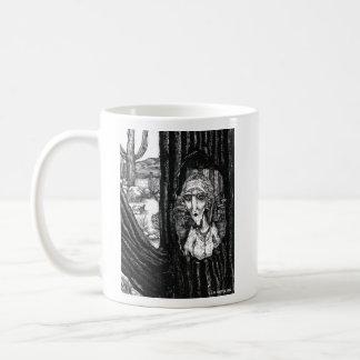 Mug Salutations de Snowbird de désert
