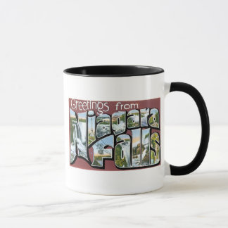Mug Salutations des chutes du Niagara !