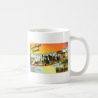 Mug Salutations du Delaware