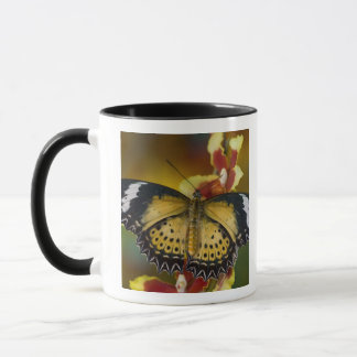 Mug Sammamish, Washington. Papillons tropicaux 20
